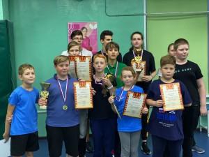 Открытый Детский турнир ТеннисОк–Дети